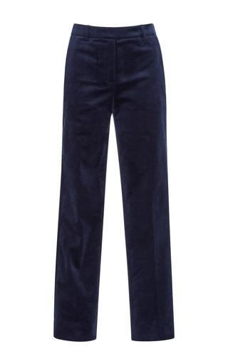 Medium philosophy di lorenzo serafini navy tapered trousers