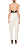Open Back Halter Top by MARTIN GRANT Now Available on Moda Operandi