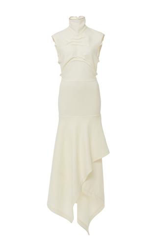Asymmetrical Sleeveless Dress by J.W. ANDERSON Now Available on Moda Operandi