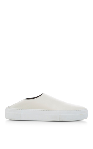 Charlie Mule Sneakers by TIBI Now Available on Moda Operandi
