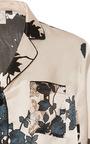 Ines Satin Pajama Set by MORPHO+LUNA Now Available on Moda Operandi
