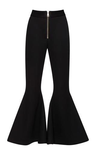 Medium beaufille black pandora cropped flare trouser