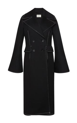 Medium beaufille black lynx tailored coat