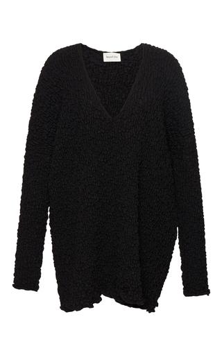 Medium beaufille black titan oversized sweater