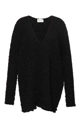 Medium beaufille black titan oversized sweater
