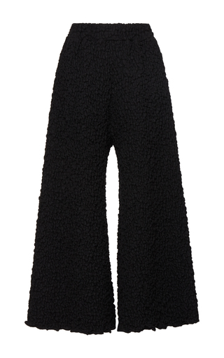 Medium beaufille black thebe cropped trouser