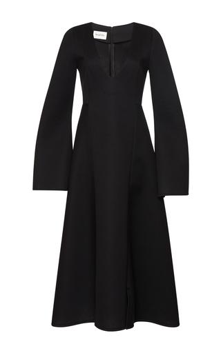Medium beaufille black novato fit and flare dress