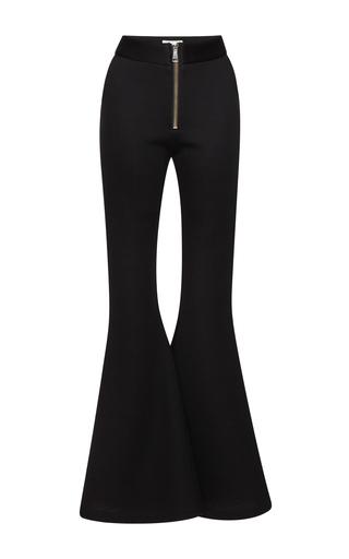 Medium beaufille black lyra flare trouser