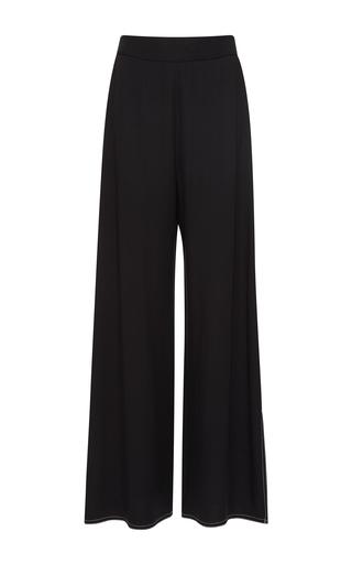 Medium beaufille black ursa wide leg trouser