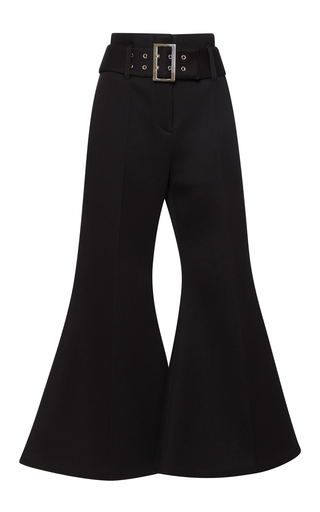 Medium beaufille black black hydra wide set trouser