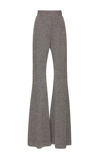 Medium beaufille light grey carme flare pant