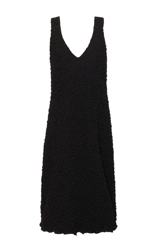 Medium beaufille black luna knit slip dress