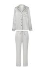 Classic Pajama Set by YOLKE Now Available on Moda Operandi