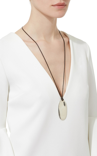 Janet Pendant Necklace by SOPHIE BUHAI Now Available on Moda Operandi