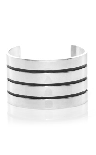 Medium sophie buhai silver mapplethorpe 4 cuff