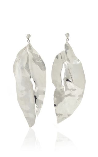 Medium sophie buhai silver wilke earrings