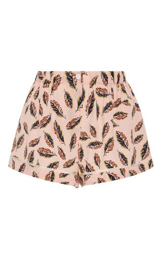 Medium araks print dahlia pajama shorts
