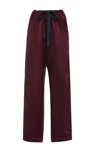 Medium araks purple ally pajama pants