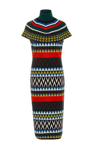 Parere Tube Midi Dress by STELLA JEAN Now Available on Moda Operandi