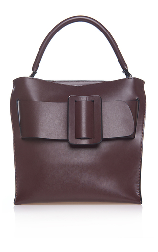 Medium boyy burgundy devon bag