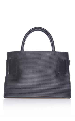 Ribbed Leather Bobby Bag by BOYY Now Available on Moda Operandi
