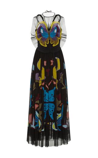 Medium mary katrantzou black monroe tulle dress