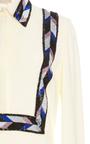 Long Sleeve Sheath Midi Dress by EMILIO PUCCI Now Available on Moda Operandi