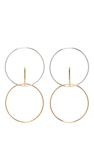 Large Galilea Earrings by CHARLOTTE CHESNAIS Now Available on Moda Operandi