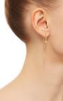 Small Hook Earring by CHARLOTTE CHESNAIS Now Available on Moda Operandi