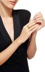 Silver And Gold Neo Lover Ring by CHARLOTTE CHESNAIS Now Available on Moda Operandi