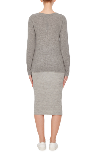 Cashmere Pullover Sweater by JAMES PERSE Now Available on Moda Operandi
