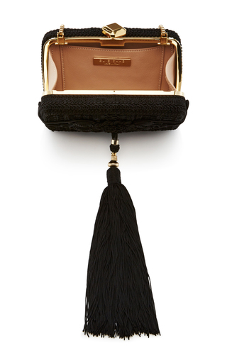 Tassel Clutch by ELIE SAAB Now Available on Moda Operandi