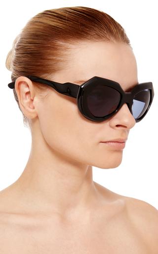 Geometric Sunglasses by MARNI Now Available on Moda Operandi