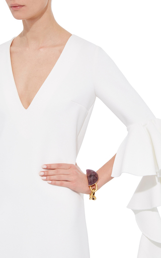 Amethyst Link Bracelet by MARNI Now Available on Moda Operandi
