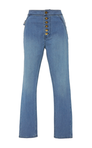 Medium ellery blue ellery monroe high waist jean