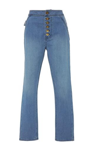 Medium ellery blue ellery monroe high waist jean