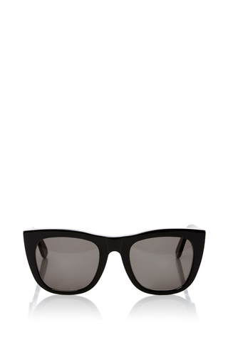 Medium super by retrosuperfuture black gals black sunglasses