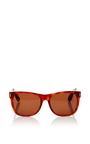 Classic Francis Havana Sunglasses by SUPER BY RETROSUPERFUTURE Now Available on Moda Operandi