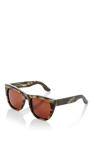 Gals Acqua Santa Sunglasses by SUPER BY RETROSUPERFUTURE Now Available on Moda Operandi