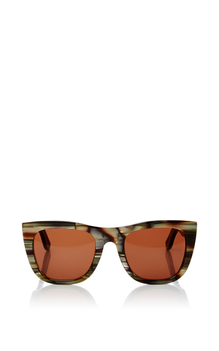 Medium super by retrosuperfuture multi gals acqua santa sunglasses