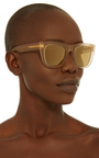 Gals Oracle Sunglasses by SUPER BY RETROSUPERFUTURE Now Available on Moda Operandi