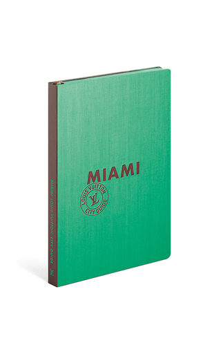 Medium louis vuitton green miami city guide