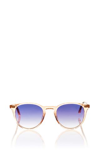 Medium garrett leight nude milwood sunglasses