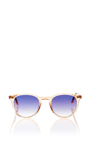 Medium garrett leight nude milwood sunglasses