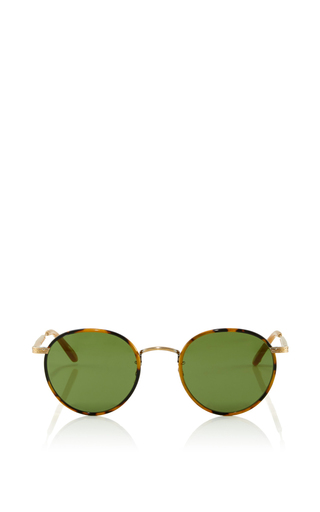 Medium garrett leight multi wilson sunglasses