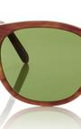 Warren Sunglasses by GARRETT LEIGHT Now Available on Moda Operandi