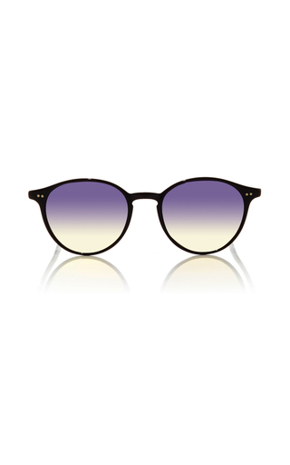Medium garrett leight black pacific sunglasses