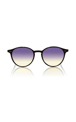 Medium garrett leight black pacific sunglasses