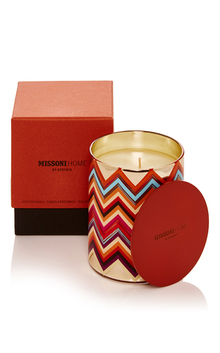 Medium missoni multi monterosa candle