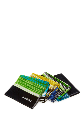 Medium missoni multi stanley green multicolored beach towel